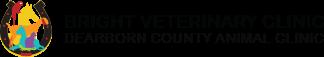 Bright & Dearborn County Veterinary Clinic Logo
