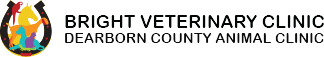 Bright & Dearborn County Veterinary Clinic Logo
